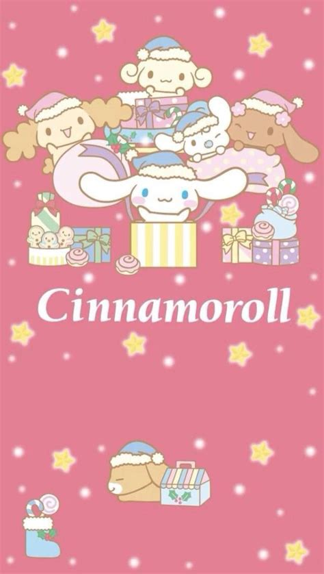 cinnamoroll xmas   cute disney wallpaper kawaii wallpaper sanrio danshi