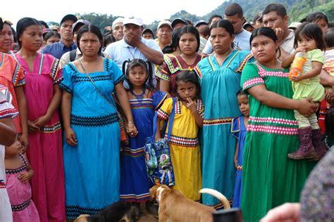 imagenes de justicia indigena panam 193 ind 237 genas denuncian presencia militar en comarca