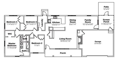housing floor plans c lejeune base housing floor plans floor matttroy