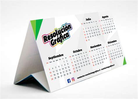 Calendario X Calendario De Escritorio 20 X 11 Cms Resoluci 243 N Gr 225 Fica