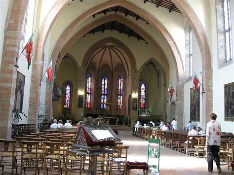 interno chiesa la chiesa di s agostino a massa marittima