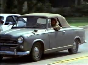 Columbo Peugeot 403 Imcdb Org 1960 Peugeot 403 Cabriolet In Quot Columbo