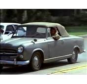 Columbo Car Peugeot 403