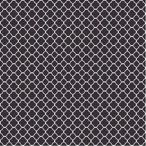 vinyl quatrefoil pattern black and white quatrefoil pattern vinyl by breezeprintcompany