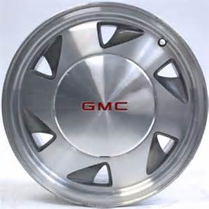 gmc sonoma rims wheels ebay