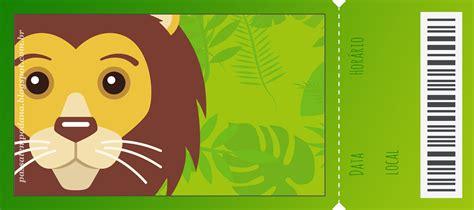 ingresso zoo safari passatempo da convite ingresso zoo safari