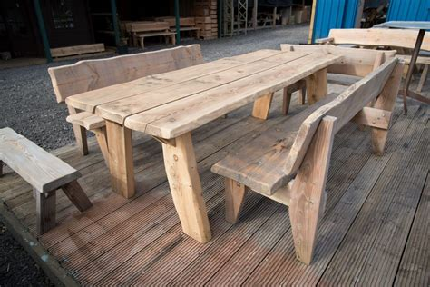 Rustic Patio Tables Handmade Outdoor Furniture Michigan Adirondack Chair Wood Rustic Patio Plans Images Entrancing