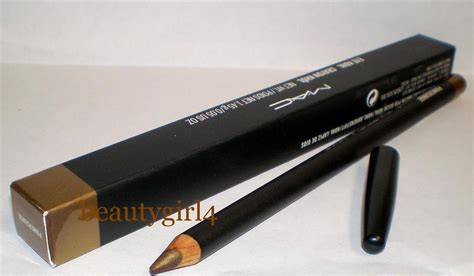 Mac Eyeliner Putar Hitam 2 mac cosmetics eye kohl pencil eyeliner liner any color ebay