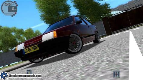 Gamis Samara Ga 16 city car driving simulator page 47 simulator