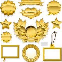 service badge template free golden blank badge label design templates 02 titanui