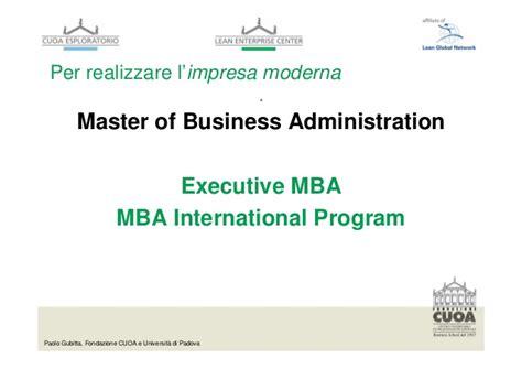 Ecu Mba Admissions Requirements by Ruoli Imprenditoriali E Manageriali Nell Impresa Moderna