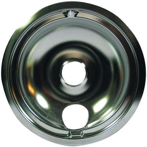 Kitchen Stove Drip Pans stove top chrome drip pan 9 75 inch in stove top accessories