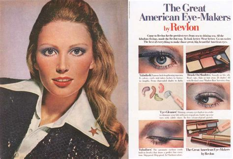 make up for women in their 70 the 1970s makeup look 5 key points glamourdaze