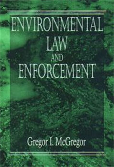 environmental and enforcement