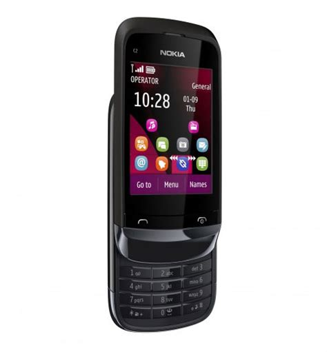 themes nokia c2 slide nokia unveils c2 03 dual sim slider phone with touch and