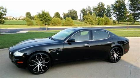 service manual repair anti lock braking 2006 maserati quattroporte electronic valve timing