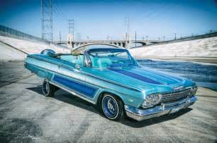 1962 chevrolet impala ss convertible driving