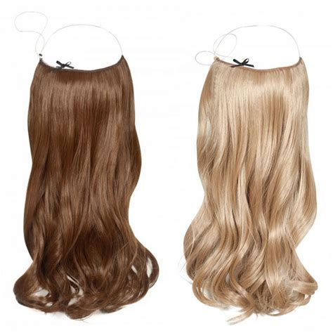 pictures of hair that flips out in the back with layers human quot wire hair quot golden blonde 18 glamour your hair
