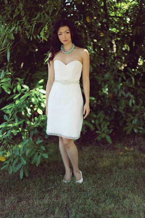 lace wedding dress pencil skirt by puremagnoliacouture