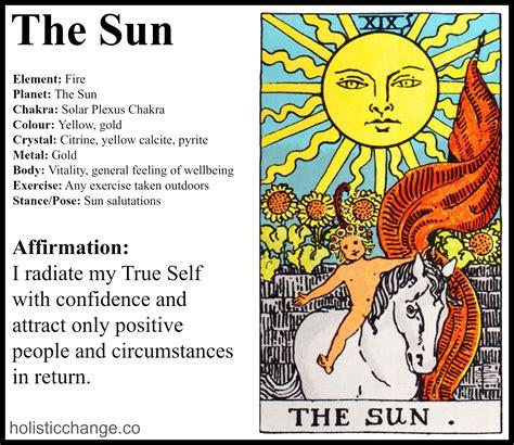 tarot coloring and positive affirmations journal books holistic correspondences for the sun tarot card tarot