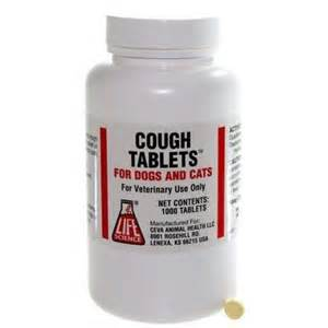 cough medicine for dogs cough tablets for dogs guaifenesin and dextromethorphan tablets