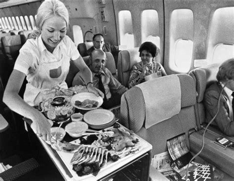Vintage Airlines Were Different 14 Pics