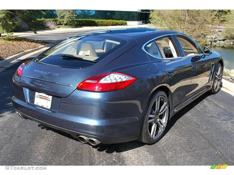 blue porsche panamera yachting blue metallic panamera images