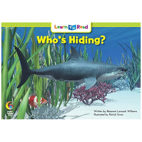 whos hiding whos hiding learn to read learn to read readers online teacher supply source