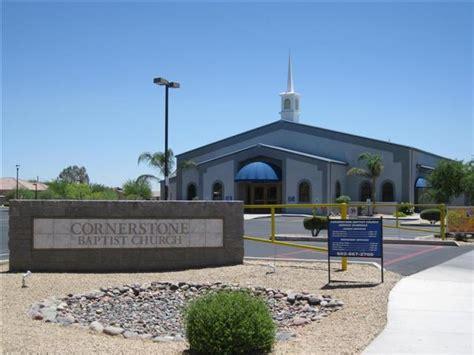 Arizona State Mba Reviews by Cornerstone Baptist Church Az 187 Kjv Churches
