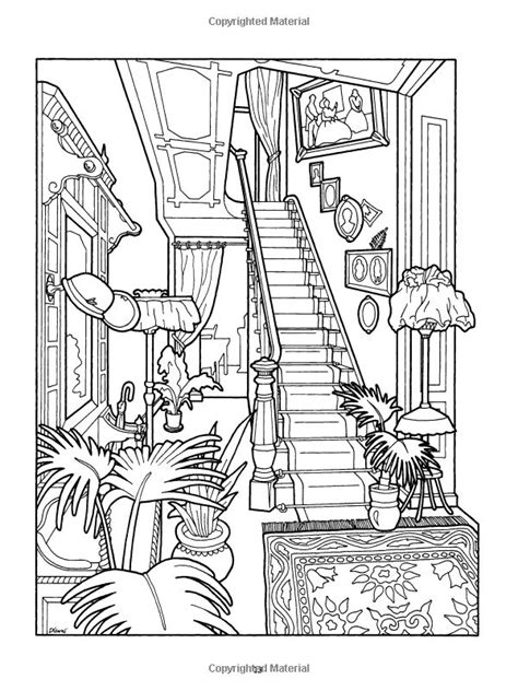printable coloring pages for adults houses victorian house coloring pages coloring home