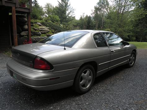 how to fix cars 1999 chevrolet monte carlo electronic toll collection 1999 chevrolet monte carlo pictures cargurus