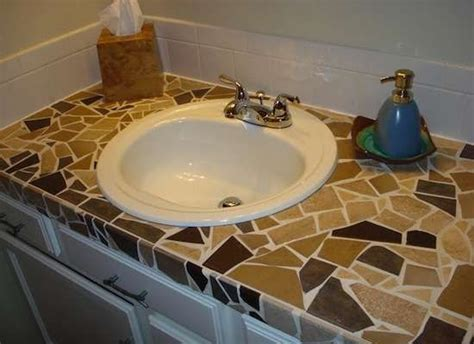 diy bathroom countertop ideas 23 best images about bath countertop ideas on pinterest
