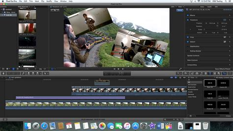 final cut pro x review apple final cut pro x review rating pcmag com