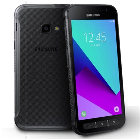 samsung galaxy xcover 4 black g390f 8806088680354 movertix mobile phones shop
