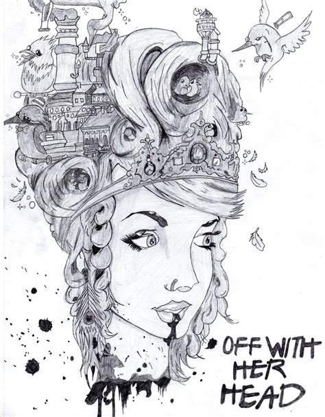 ghost town free coloring pages off with her head ghost town final by sandulfwolf on
