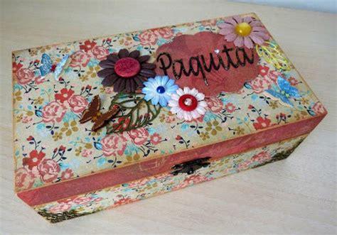 tecnicas para decorar cajas de carton como decorar cajas facilisimo