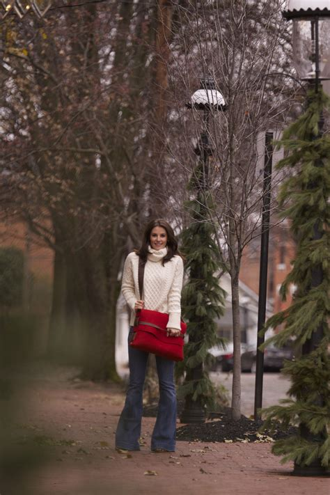 The View Handbag Sweepstakes - flared chagne in the rain