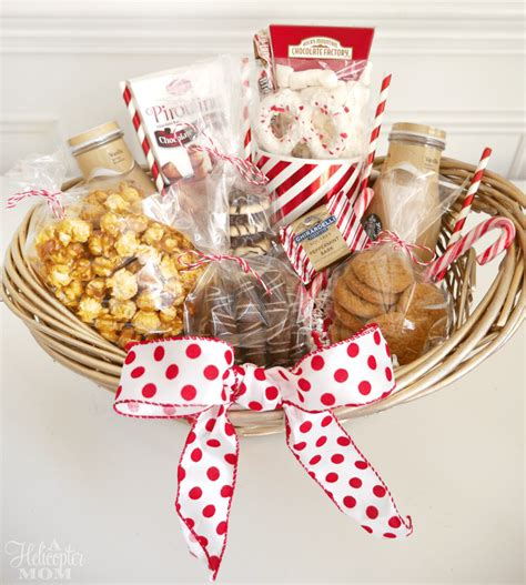 easy inexpensive gifts to make how to make easy diy gift baskets for the holidays a helicopter