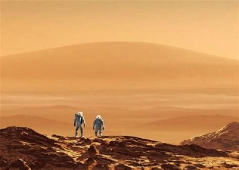 Are From Mars the way looks stunning from mars others