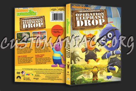 Backyardigans Operation Elephant Drop The Backyardigans Operation Elephant Drop Dvd Is 95