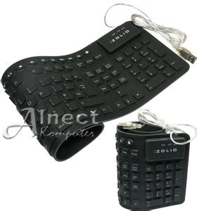 Keyboard Laptop Fleksibel jual keyboard usb fleksibel multimedia zolid keyboard
