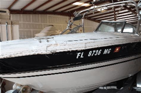 boating accident pinellas county fiberglass boat repair pinellas county fiberglass repair