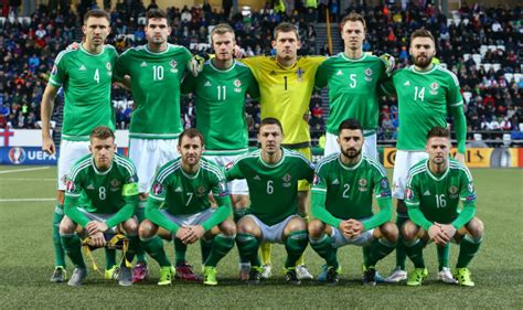 Irlandia Republik Away 2016 cup 2016 northern ireland team preview hapless