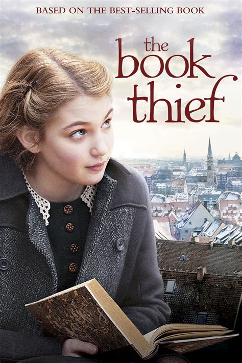 The Thief A Novel hcpl s dvd of the month the book thief library lowdown