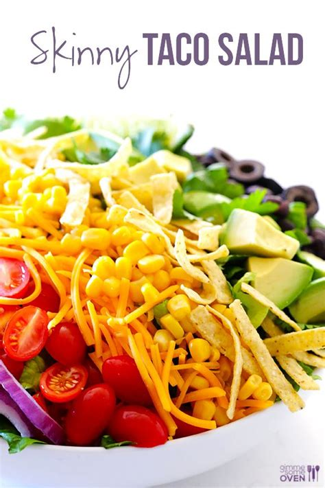 Gimme Some Oven Detox Salad by Best 25 Taco Salad Bar Ideas On Taco Salad