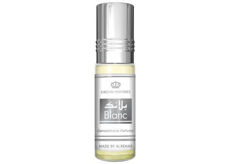 Parfum Al Taj Oasis 6ml al rehab for perfume blanc