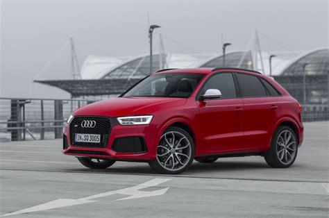 Q3 Audi Review by 2015 Audi Rs Q3 Review Autocar