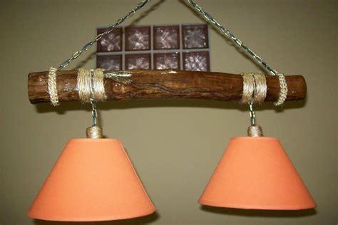 lamparas colgantes de madera excellent lampara colgante