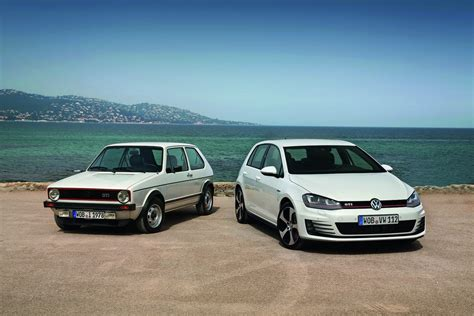 old volkswagen golf volkswagen builds 30 million vw golf hatchbacks since 1974