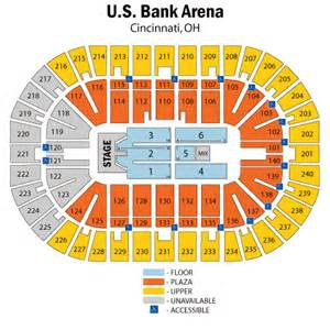map us bank arena keith august 11 tickets cincinnati u s bank arena keith tickets for august 11